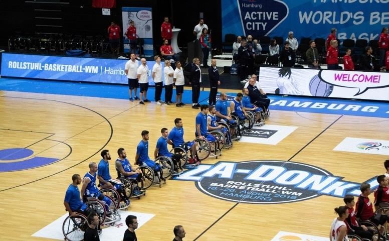 Basket in carrozzina Nazionale Maschile Fipic 2018-19: è iniziata l'avventura di avvicinamento agli Europei in Polonia in ottica Tokyo 2020