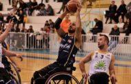 Basket in carrozzina #SerieAFipic 6^giornata 2018-19: nel replay della Finale Scudetto 2018 l'UnipolSai passa ancora a Giulianova per 55-72 ma dopo una vera battaglia sportiva