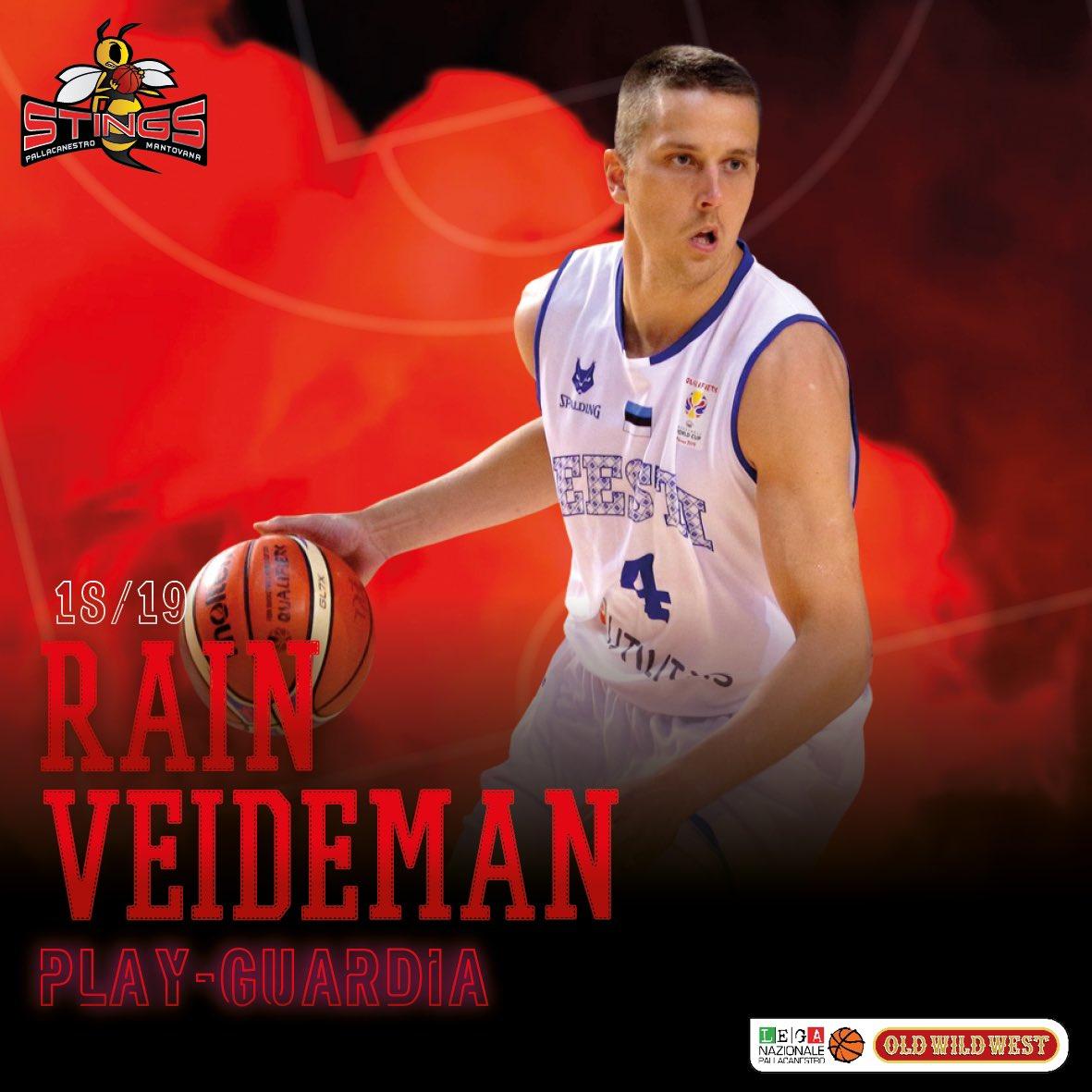 A2 Est-Ovest Old Wild West Mercato 2018-19: movimenti tra i due gironi, Mantova cede Valerio Cucci a Latina ma prende Rain Veideman