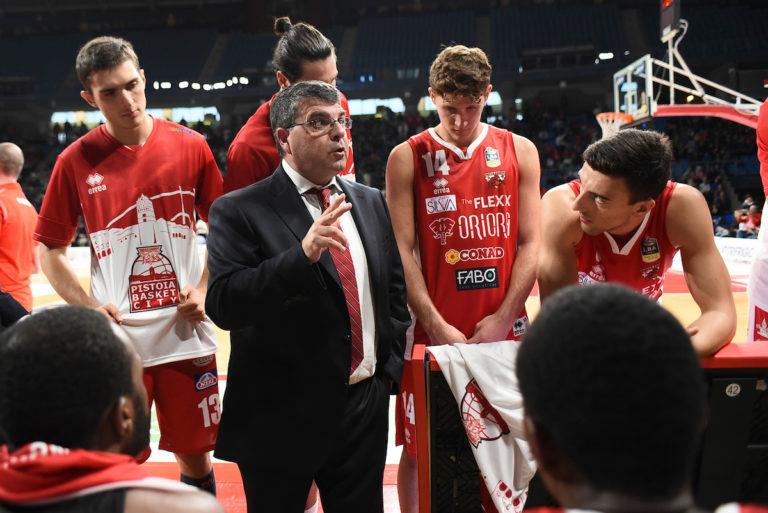 Lega A PosteMobile 5^di ritorno 2018-19: in attesa dell'Ama Trieste, coach Ramagli racconta la nuova OriOra Pistoia