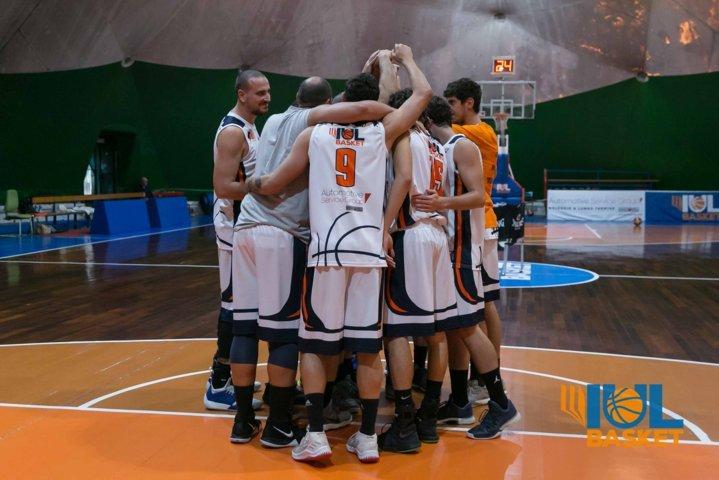 Serie B girone D Old Wild West 10^ giornata 2018-19: il derby romano è della IUL Basket che sgambetta in casa la capolista HSC Roma