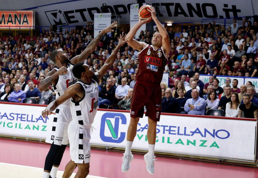 FIBA Basketball Champions #Round8 2018-19: parte il girone di ritorno e per la Reyer Venezia c'è la delicata trasferta in Grecia vs il PAOK
