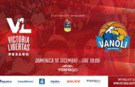 Legabasket A PosteMobile 10^giornata 2018-19: preview VL Pesaro - Vanoli Cremona