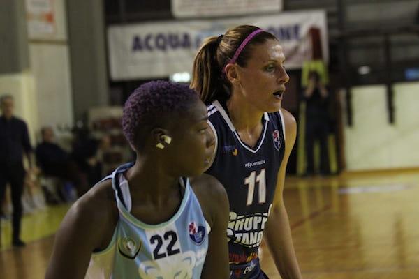 Lega A2 girone Sud 12^giornata 2018-19: Gruppo Stanchi Athena battuto nel finale ad Umbertide, Elìte sconfitta a LaSpezia