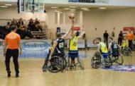 Basket in carrozzina #SerieAFipic 5^ giornata 2018-19: nello scontro decisivo per la Final Four di Coppa Italia il GSD Key Estate Porto Torres sbanca il campo del Santa Lucia Basket
