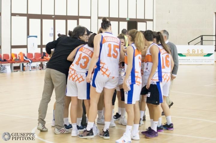 Lega A2 Femminile girone Sud 4^di ritorno 2018-19: colpacci esterni di La Spezia e Palermo contro ogni pronostico