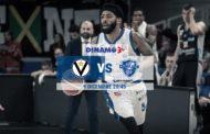 Lega A PosteMobile 9^ giornata 2018-19: la Dinamo Sassari nella tana delle V Nere a Bologna parla coach Esposito