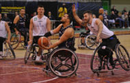 Basket in carrozzina #SerieAFipic 2^di ritorno 2018-19: inarrestabile la marcia della Briantea84 che batte il S.Stefano nello scontro diretto ok Amicacci, Santa Lucia e Porto Torres