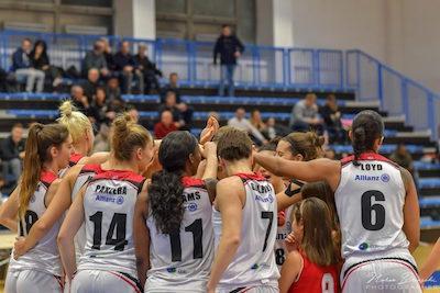 Lega A1 Femminile Sorbino Cup Qualificazioni Playoffs #Gara1 2019: molto bene Allianz Geas e Use Scotti Empoli domenica 31 marzo #Gara2