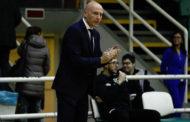 Lega A PosteMobile 14^giornata 2018-19: coach Vucinic: