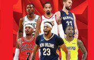 NBA 2018-19: inside-out n. 4 ovvero le pulci all'NBA col botto...Anthony Davis (e non solo)!