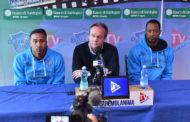 Lega A PosteMobile 1^di ritorno 2018-19: alla Dinamo Sassari hanno presentato McGee, Carter e la sfida con la Grissin Bon