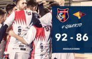 A2 Ovest Old Wild West 1^di ritorno 2018-19: la Virtus Roma in missione crolla a Cassino vs il fanalino di coda BPC Virtus Cassino che vince 92-86