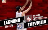 A2 Ovest Old Wild West 1^di ritorno 2018-19: il derby infinito tra Legnano e Treviglio