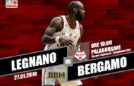 A2 Ovest Old Wild West 3^di ritorno 2018-19: derby lombardo importantissimo tra Knights ed Azimut Bergamo