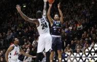 Lega A PosteMobile 14^giornata 2018-19: all'Unipol Arena la Germani Basket Brescia deve arrendersi alla Virtus Bologna per 88-80