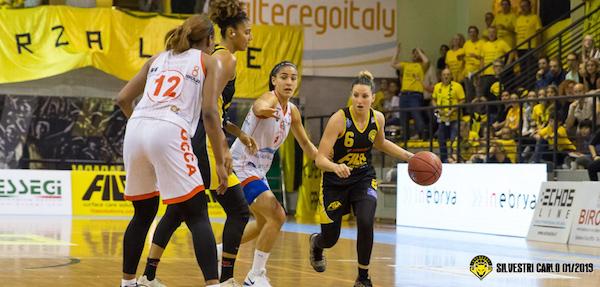 Lega A1 Femminile Sorbino Cup 2^ di ritorno 2018-19: il Fila San Martino in trasferta in casa della Gesam Gas&Luce Lucca ed il derby Allianz Geas- Elcos Broni