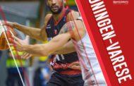 FIBA Europe Cup #SecondRound #Game2 2018-19: ottima Varese che passa anche a Groningen per 67-73 ed è prima nel girone