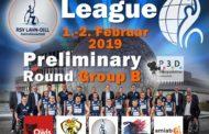 Basket in carrozzina IWBF Preliminary Rounds Champions League 2018-19: il GSD Key Estate Porto Torres a caccia della qualificazione in Germania