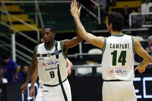 FIBA Basketball Champions League #Round11 2018-19: alla Sidigas Avellino non riesce nel colpaccio contro Murcia