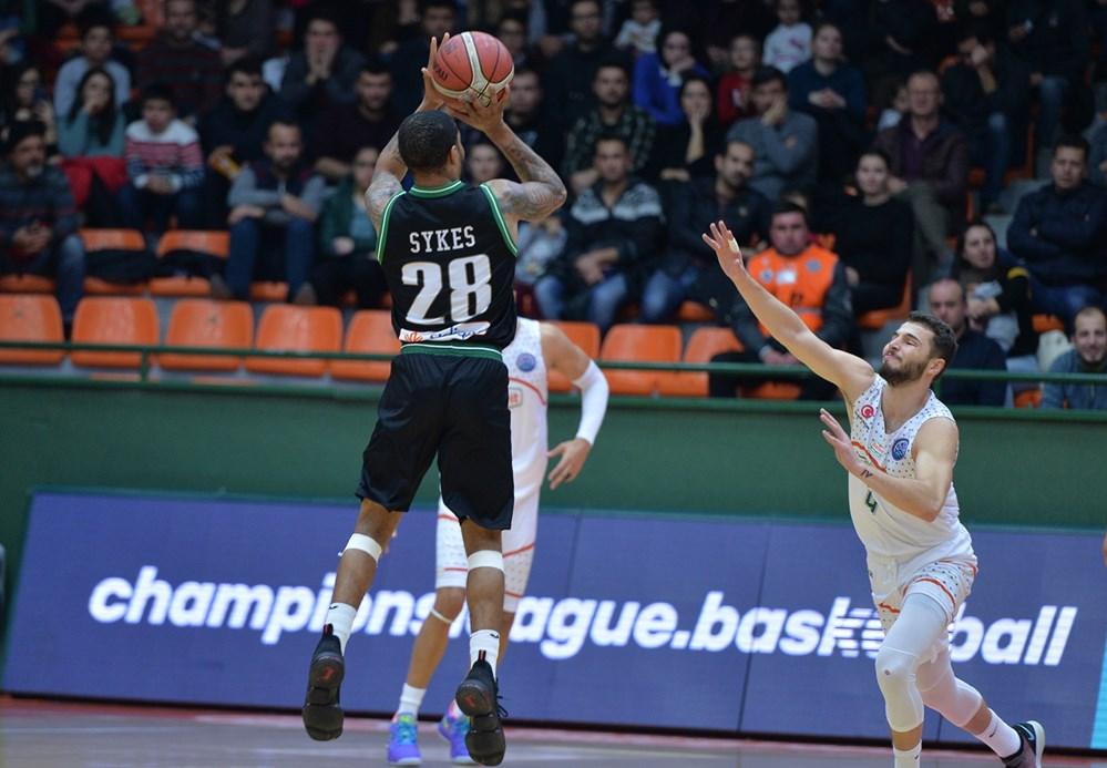FIBA Basketball Champions League #Round12 2018-19: troppo esuberante in attacco il Banvit la Sidigas Avellino deve arrendersi nello scontro diretto