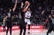 FIBA Champions League Basketball #Round12 2018-19: sconfitta indolore per la Virtus Bologna contro un Besiktas sempre più in forma