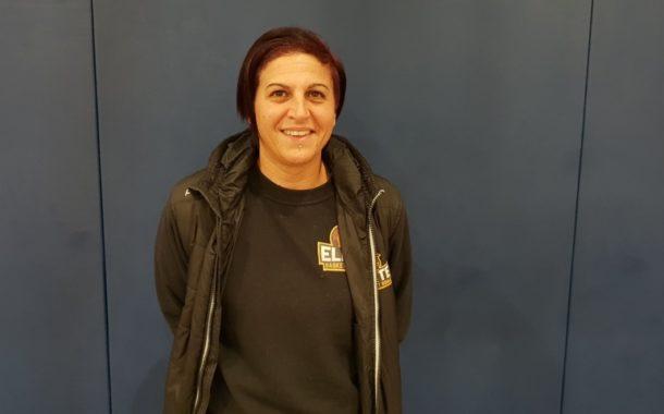 Interviste 2018-19: parola al Direttore Sportivo dell'Elite Basket Roma Laura Ortu, alla fine del girone di andata di Lega A2 Femminile