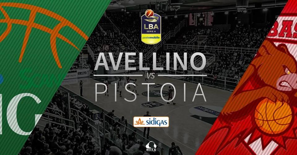 Lega A PosteMobile 15^giornata 2018-19: la Sidigas Avellino più serena attende nell'ultimo match del girone di andata una Pistoia affamata di punti