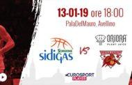 Lega A PosteMobile 15^giornata 2018-19: Alessandro Ramagli coach di Pistoia carica i suoi ragazzi in vista della difficile gara di Avellino