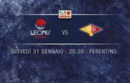 A2 Ovest Old Wild West 4^di ritorno 2018-19: un derby cittadino delicatissimo fuori dalla città giovedì 31 gennaio Leonis Roma vs Virtus Roma in missione