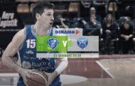 FIBA Europe Cup #Round2 #Game4 2018-19: riprende il torneo e Sassari riceve gli olandesi del Donar Groningen mentre Varese vola a Larnaca vs l'AEK