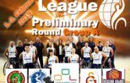 Basket in carrozzina IWBF Preliminary Rounds Champions League 2018-19: parte da Meda l'assalto dell'UnipolSai Briantea84 alla coppa più ambita in Europa
