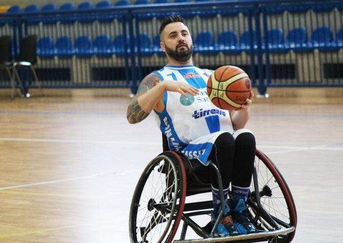 Basket in carrozzina #SerieAFipic 1^di ritorno 2018-19: c'è il #MatchClou tra Briantea84 e Santa Lucia che tiene banco prima della sosta per le coppe internazionali