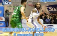 Lega A PosteMobile 14^giornata 2018-19: nell'anticipo del sabato la Sidigas Avellino passa a Brindisi ecco come nel rotocalco Terzo Tempo