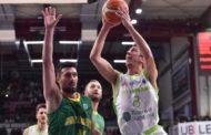 FIBA Europe Cup #Round2 #Game6 2018-19: la Dinamo Sassari batte l'AEK Larnaca mentre a Varese il Donar passa per 77-80