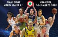 Lega Basket Femminile Final 8 Coppa Italia A1 2018-19: la prima volta della Meccanica Nova Vigarano