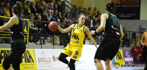 Lega A1 Femminile Sorbino Cup 22^giornata 2018-19: le Lupebasket del Fila con Vigarano per il quarto posto, l'Iren Fixi Torino a Lucca per chiudere bene