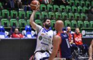 Basket in carrozzina #SerieAFipic 4^di ritorno 2018-19: il derby di Sardegna è appannaggio del GSD Key Estate Porto Torres che batte Dinamo Lab Sassari per 73-57