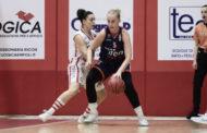 Lega A1 Femminile Sorbino Cup 19^giornata 2018-19: Iren Fixi Torino-Use Scotti Basket Rosa Empoli vale l'accesso ai playoff