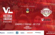 Lega A PosteMobile 4^ di ritorno 2018-19: con McCree in dubbio la VL Pesaro prova l'impresa contro l'Umana Reyer Venezia