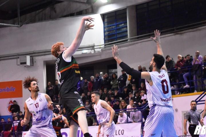 Serie B girone D Old Wild West 6^di ritorno 2018-19: ultimo match a Roma per la Citysightseeing Palestrina che fa visita allo IUL Basket nell'anticipo del sabato