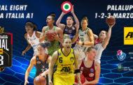 Fila Cup Final Eight Femminile 2019: nel weekend del 1-2-3 marzo via alla kermesse sul campo delle Lupe