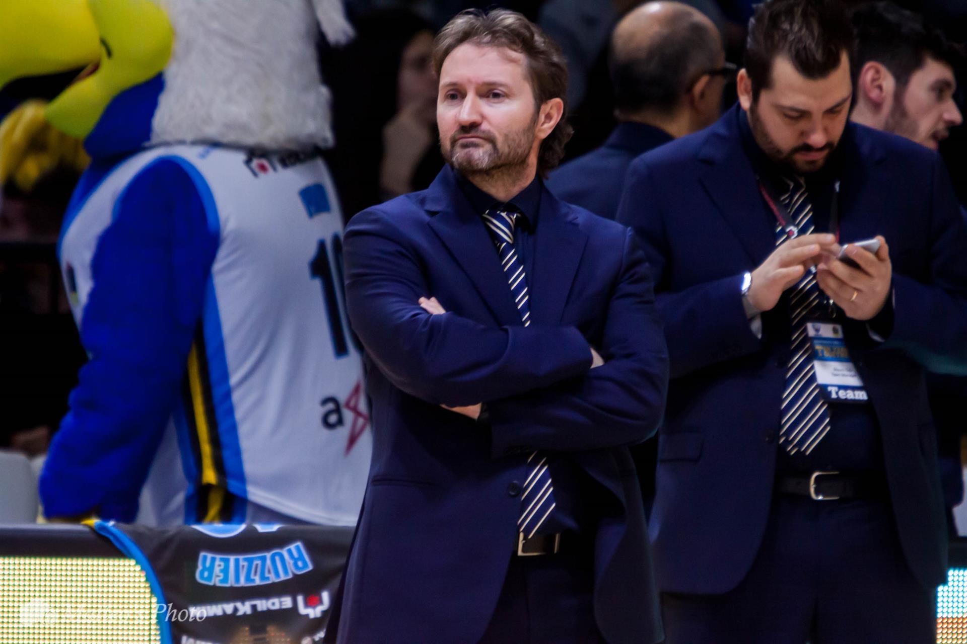 Interviste 2018-19: coach Flavio Fioretti canturino DOC racconta i perchè della sconfitta della Vanoli Cremona vs Cantù
