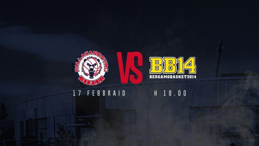 A2 Ovest Old Wild West 7^di ritorno 2018-19: Edilnol Biella vs Bergamo Basket ovverossia rossoblu all'attacco del 3° posto in classifica