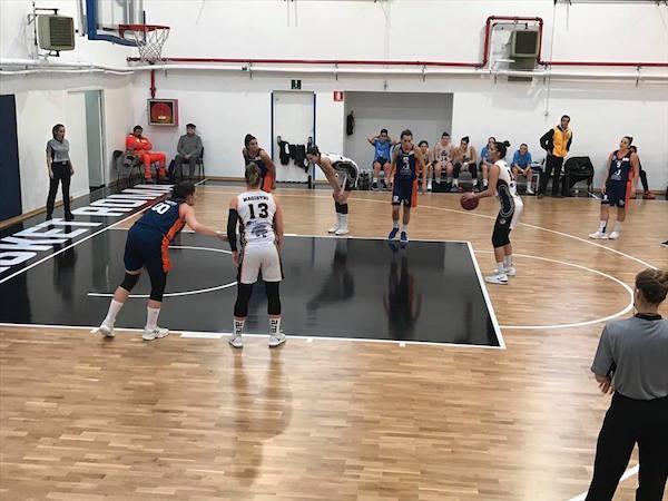 A2 Femminile girone Sud 3^ di ritorno 2018-19: le sconfitte di Elìte Roma e Gruppo Stanchi Athena Roma