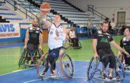 Basket in carrozzina #SerieAFipic 3^di ritorno 2018-19: in palio il 2° posto per il GSD Key Estate Porto Torres in trasferta vs l'Amicacci Giulianova