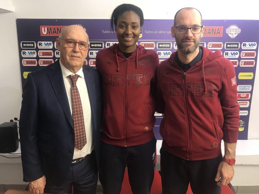 Lega A1 Femminile Mercato 2018-19: è arrivata oggi LaToya Sanders accolta alla Reyer Venezia
