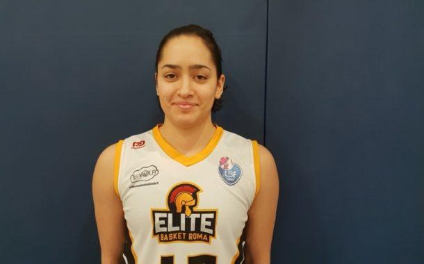 Interviste - Lega A2 Femminile girone Sud 2019: Silvia Ceccarelli della Elite Basket Roma si racconta con la sua forza