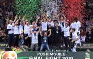 PosteMobile Final Eight 2019: la Vanoli Cremona è nella storia battuta in Finale l'Happy Casa Brindisi per 83-74