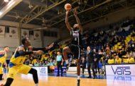 FIBA Basketball Champions League #Round14 2018-19: la Sidigas Avellino gioca al tiro da tre punti vs il Ventspils e ci rimette la gara e la qualificazione